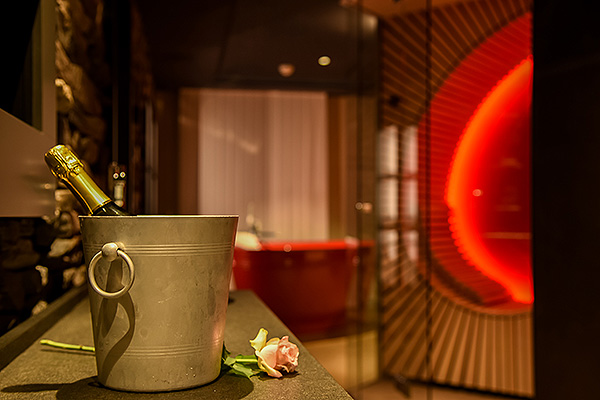 Hotel Eiger Grindelwald - Private Spa
